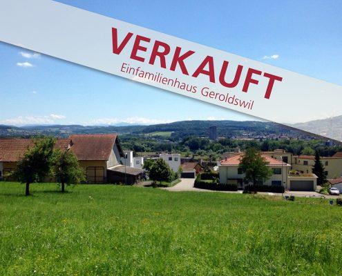 Einfamilienhaus_Verkauft Geroldswil
