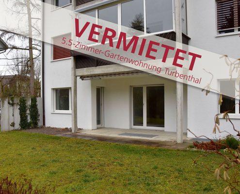 5.5-Zimmer Vermietet Turbenthal