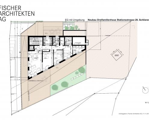 Grundriss -4-5-Zimmerwohnung-Schlieren-schöne-Gartenwohnung
