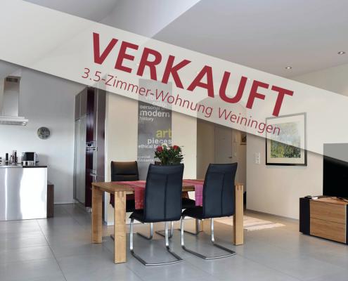 3.5-Zimmer-Wohnung Weiningen ZH