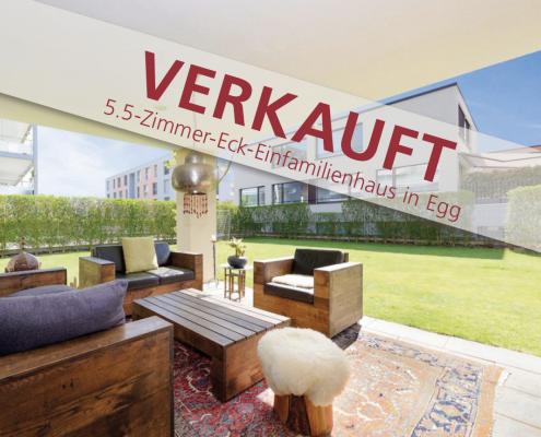 Einfamilienhaus-Egg