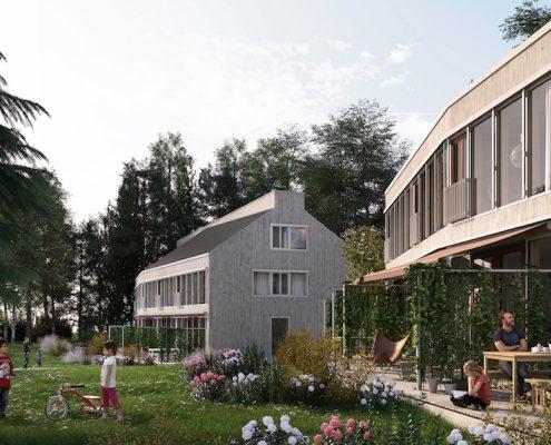 Neubauprojekt Turbenthal